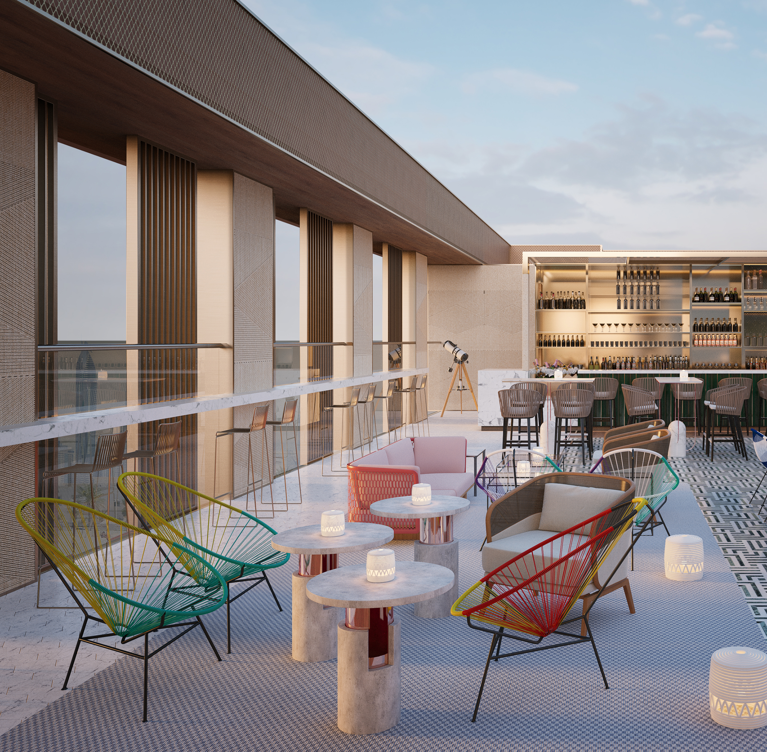 Hotel Andaz in Dubai