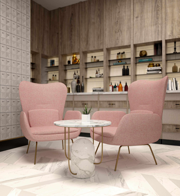 architectural cafe render