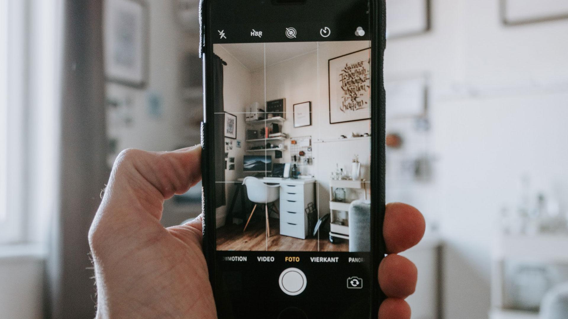 portada de aplicaciones de realidad aumentada para el diseño de interiores